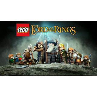 LEGO The Lord of the Rings - Autodelivery (Steam/PC)