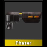 Accessories | Phaser Gun MM2