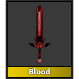Accessories | Blood Knife MM2