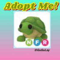 Pet | Neon FR Turtle x 1
