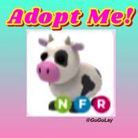 Pet | Neon FR Cow x 1
