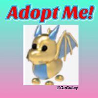 Pet | Golden Dragon x 1