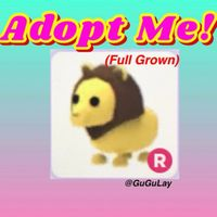 Pet | R Lion (Full Grown) x 1