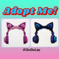 Accessories | Cat Ear Headphones x 2