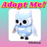 Pet | Snow Owl x 1