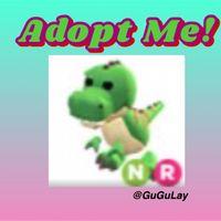 Pet | Neon R T-rex
