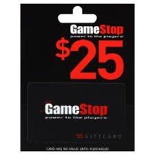 $25 GAMESTOP GIFT CARD FOR $17! 32% DISCOUNT - Steam Gift