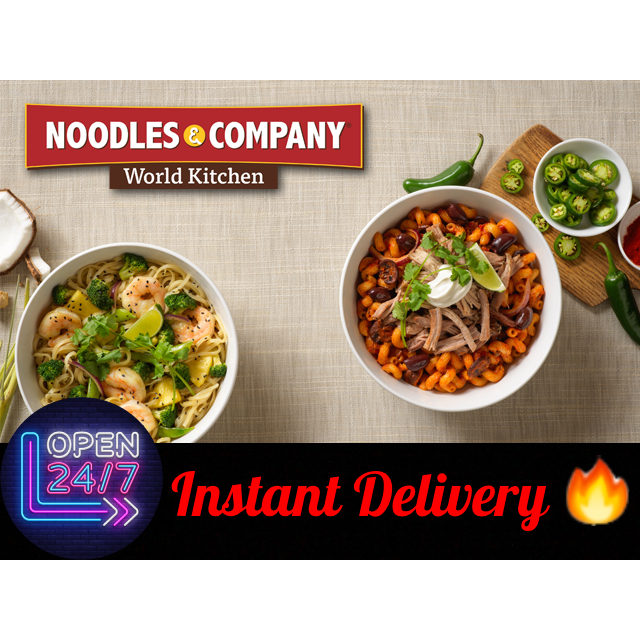 50$ Noodles And Company GiftCards - Other Gift Cards