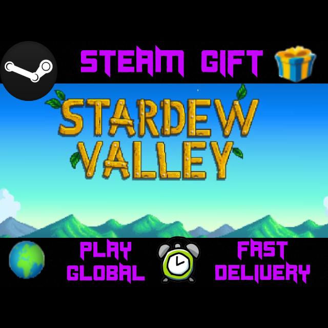 Stardew Valley (STEAM GIFT) - Steam Games - Gameflip
