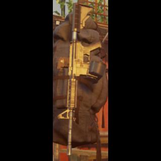 Weapons | M4X2 Lite SSW 999x