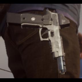 Weapons | P220-9 Elite 999x