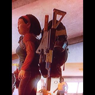 Weapons | Eternal Guard's Infinite