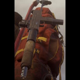 Weapons | Mac-V 999x SMG
