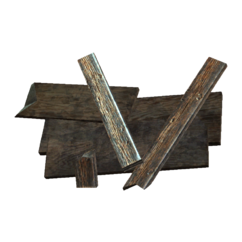 Other | 2 Bulks of Wood[60]