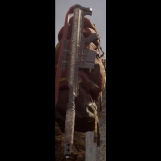 Weapons | M99X1 TimberWolf 999x