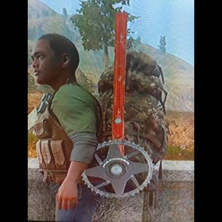 Weapons   Unbreakable Monogear Axe