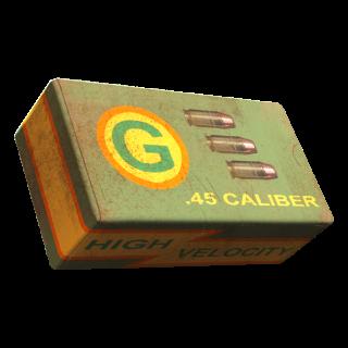 Ammo | 1000 .45 Caliber Bullets