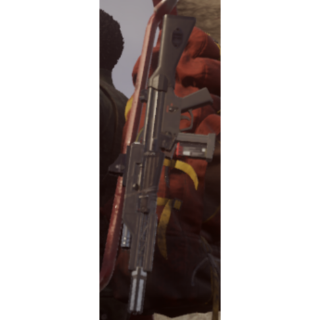 Weapons | Cleo SMG 999x