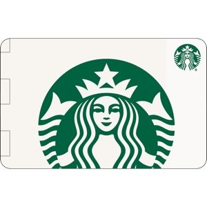 $40.00 Starbucks Gift Card with PIN INSTANT DELIVERY