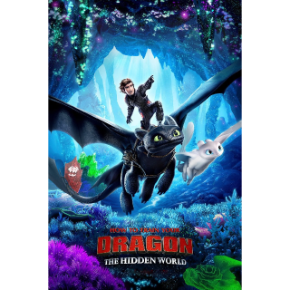 How to Train Your Dragon: The Hidden World HD MA Code