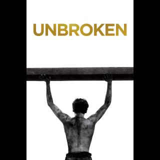 Unbroken HD MA Code Only