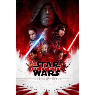 Star Wars: The Last Jedi (Google Play Redeem Code)