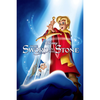 The Sword in the Stone (MA + DMR) CODE ONLY