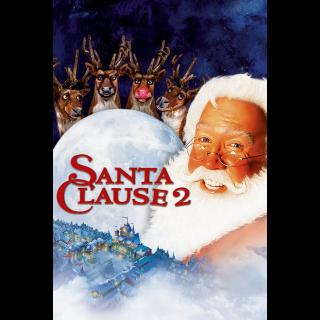 The Santa Clause 2 HD Google Play Code