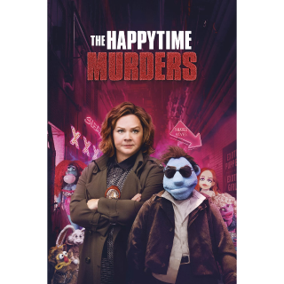 The Happytime Murders 4K iTunes Code