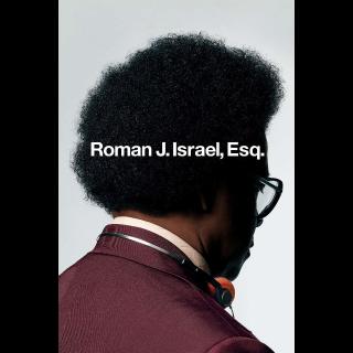 Roman J. Israel, Esq. SD MA Code