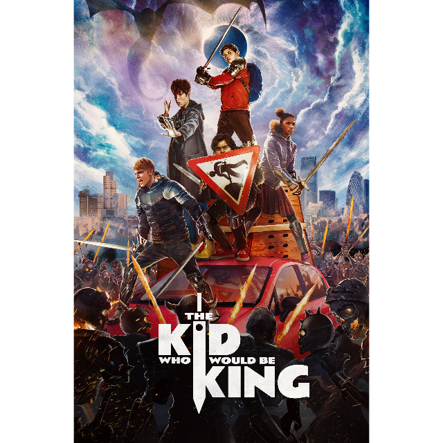The Kid Who Would Be King HD MA Code