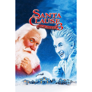 The Santa Clause 3: The Escape Clause HD Google Play Code