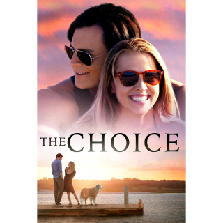 The Choice HD iTunes Redeem Code Only