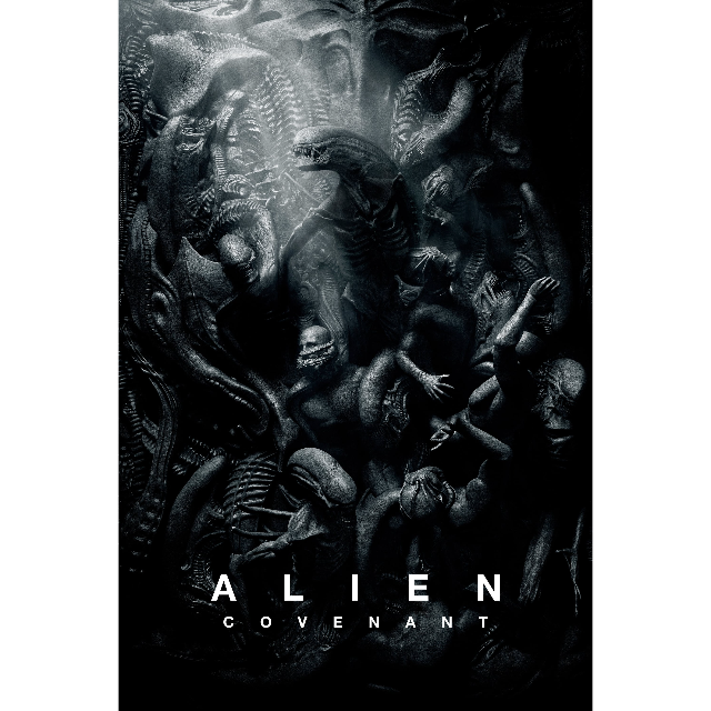 Alien: Covenant HD MA or 4K iTunes Code