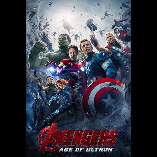 Avengers: Age of Ultron (Google Play Redeem Code)