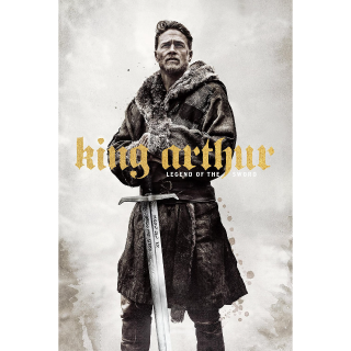 King Arthur: Legend of the Sword HD MA Code