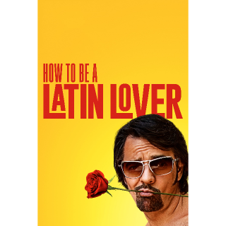 How to Be a Latin Lover HD VUDU Redeem Code Only