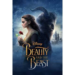 Beauty and the Beast HD MA+150 DMR Code Only