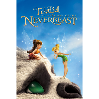 Tinker Bell and the Legend of the NeverBeast (Google Play Redeem Code)