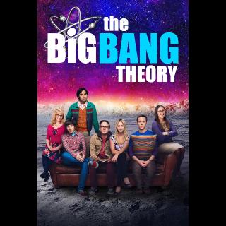 The Big Bang Theory Season 11 HD VUDU Code