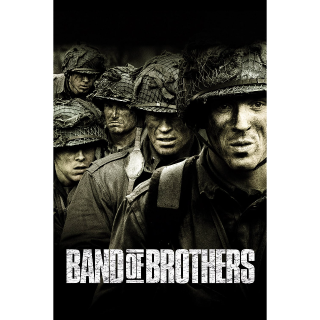 Band of Brothers HD iTunes Code Only