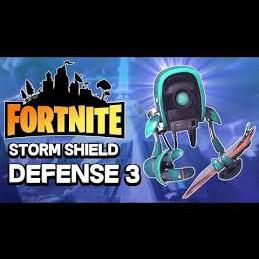 I will Storm Shield Defense