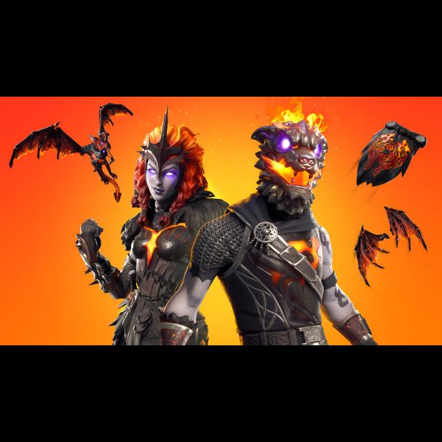Code | Lava Legends Pack (TR) - In-Game Items - Gameflip