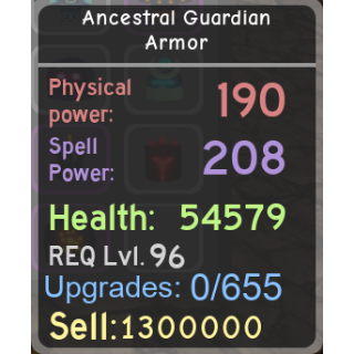 Other | DQ|Ancestral Guardian Ar