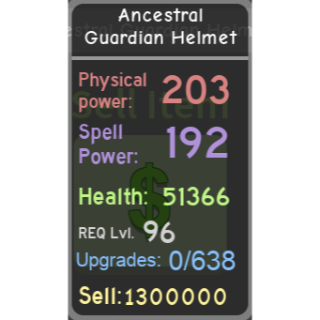 Other | DQ|Ancestral Guardian He