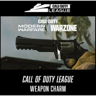 [LIMITED PROMO] Modern Warfare / Warzone Call of Duty League Weapon Charm DLC (PS4/PC/Xbox)