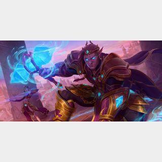 SMITE Violet Lord Thor Skin