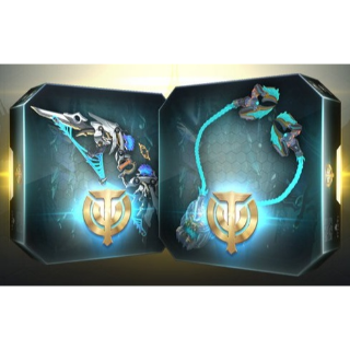 Skyforge: Cold Flame Pack