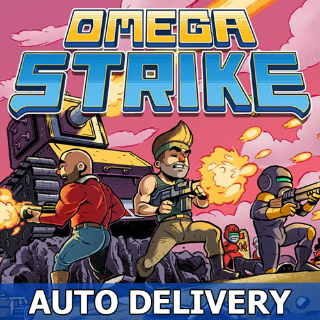 Omega Strike (NA US code - Nintendo Switch) [Auto Delivery]