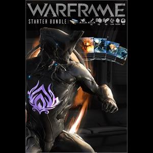 Warframe Starter Bundle (Xbox One code)